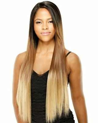 Virgo - Freetress Equal Synthetic Deep Invisible L Part  Lace Front Wig