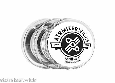 Kanthal A1 Round Wire 20 22 24 26 28 30 32 34 AWG Wholesale! AtomizerWick Brand