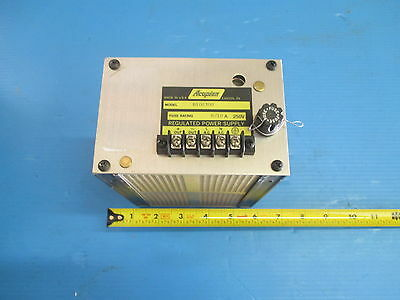 Acopian B10G300 Regulated Power Supply 250V Industrial Made In Usa Electrical
