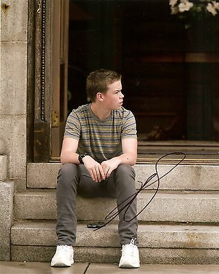 Will Poulter Genuine Authentic Signed 10X8 Photo Aftal & Uacc [9328]