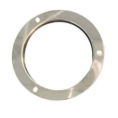 """Pressure Gauge Front Flanged Mounting 2-1/2"""""""