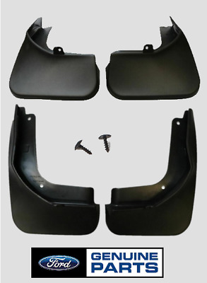 New Genuine FORD B-MAX set of REAR MUDFLAPS / MUDGUARDS (CONTOUR FIT)