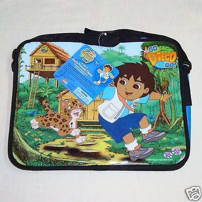 Children's - Go, Diego Go! - Dry-Erase Travel Desk - Road Trips - NEW