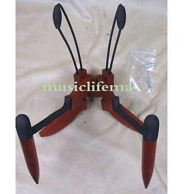 new Wooden Cello STAND Perfect DURABLE Strong Foldaway for cello