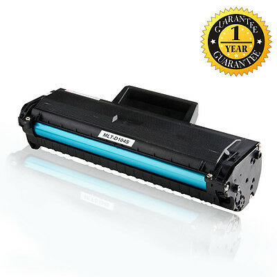 Black MLT-D104S Toner Cartridge For Samsung ML-1660 1665 1675 1865 SCX-3205 3200