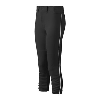 Mizuno Select Belted Low Rise Piped Women's Softball Pants 350314