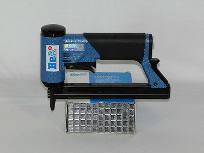 "Upholstery Stapler, Bea 71/16-401  Stapler, 71 Series Tacker & 1Bx 3/8"" Staple"