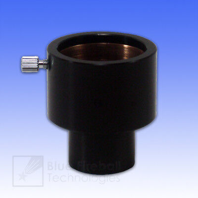 "Blue Fireball 0.965"" to 1.25"" Eyepiece Adapter for Telescope  # E-03"