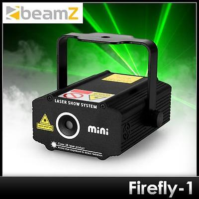 Profi Mini Lasereffekt Lichteffekt Show Laser Disco Party Event Light Strahler