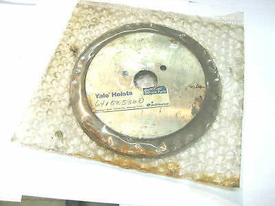 Yale 641525300 Ratchet Disc BEW Chain Lift Hoist Spare Bridge Crane drive Parts