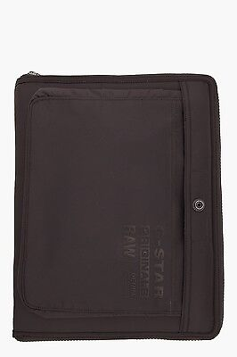 G Star Raw Originals Tablet Case in Raven/ Black BNWT 100% Authentic Great Gift!