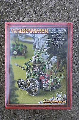 Warhammer   Snotling  Pump Wagon Box Set,bnib