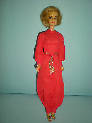 1970 Blond TNT Stacey Doll in 1970-71 Harem-m-m's Complete # Very Good