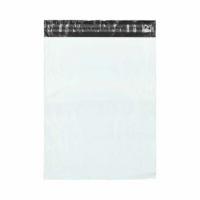"100 Pcs Poly Mailers Shipping Envelopes Bags Self Sealing 3 Mil 12"" x 15"""