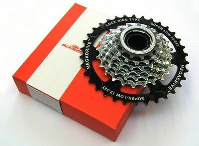 Sunrace Screw-On Bike -  Mtb Freewheel  - Cog - Sprocket - Shimano Compatable