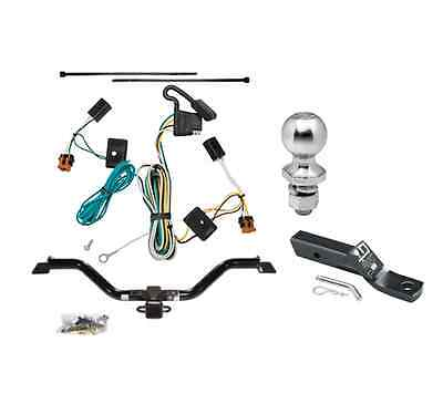 """Class 3 Trailer Hitch Receiver Tow Kit w/ 1-7/8"""" Ball & Wiring for Traverse"""