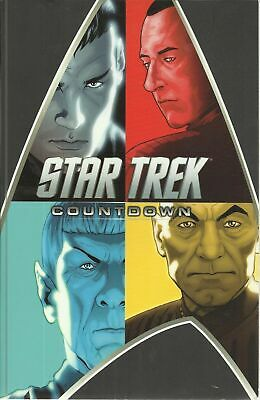 STAR TREK COUNTDOWN, IDW Comics (fumetto originale - american comic) TPB