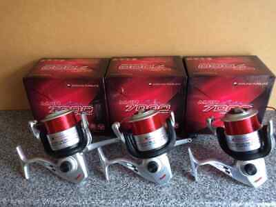 (1, 2 or 3) New Big Pit 7000 Fishing Reel Carp/Spod/Marker, With Line