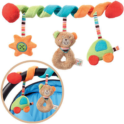 Baby Fehn Oskar Party Activity Spirale Teddy