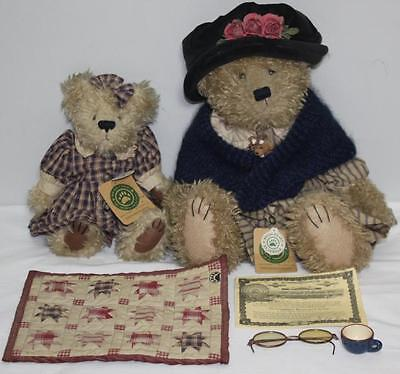 Boyds Bears FAMILY TRADITIONS Grandma Beatrice Baileyanne