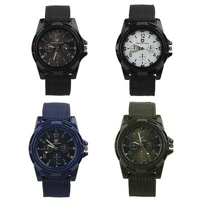 New Arrival Solider Military Army Sport Style Men's Display Quartz Wrist Watch