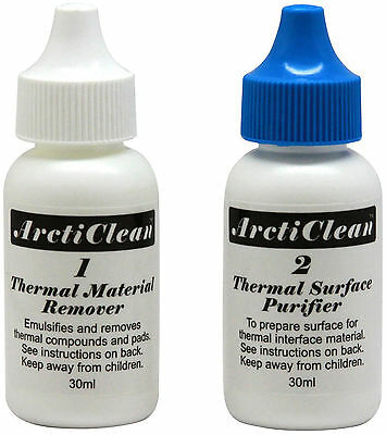 Arctic Silver ArctiClean Thermal Material Remover & Surface Purifier (ACN-60ML)