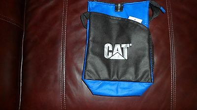 CATERPILLAR insulated lunch bag CAT logo new with tag