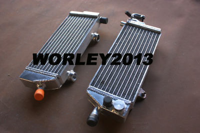 Aluminum radiator for KTM 500EXC 2012 2013 12 13