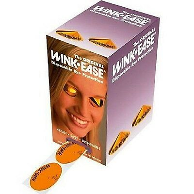 Wink Ease disposable eye protection sunbed goggles 250,100,50,20,10,5 pairs