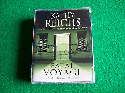 Fatal Voyage: Kathy Reichs: New AudioBook Cassettes