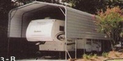 RV Cover 12 X 26 Carport w/ J-trim -Serving Ntn-wide- Prices vary- FREE INSTALL!