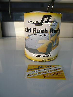 """Gold Rush Racing"" Das Original / VIP- Effektlack JB Exclusive Line KFZLack Auto"