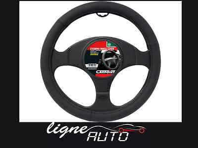 Couvre volant noir mat auto voiture camping car tuning