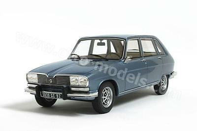 otto mobile models 1/18 Renault 16 TX 1977 blue