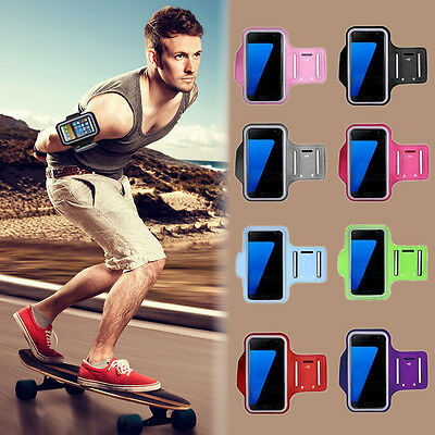 Running Sports Jogging GYM Armband Cover Holder for Samsung Galaxy Note7 S7 Edge