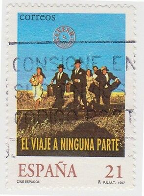 (SPC13) 1997 Spain 21p Spanish cinema ow3419