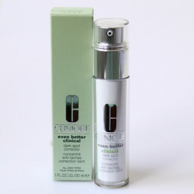 Clinique Even Better Clinical Dark Spot Corrector Full Size 30 ml All Skin Types