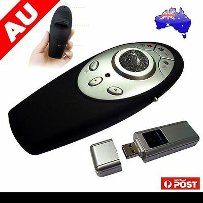 Remote Control Wireless Laptop Presentation Presenter AU Seller