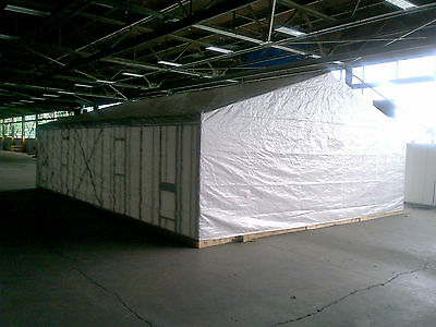 Steel building - Tent & Convertable to Permanent Structure