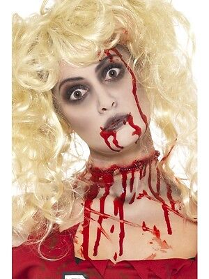 Halloween Lady Zombie Special Effects Make Up Kit
