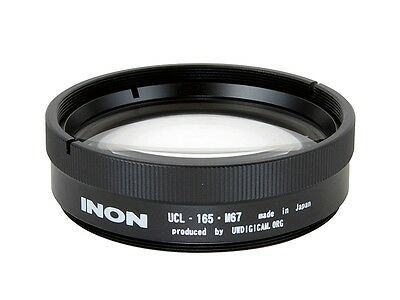 Inon UCL - 165M67 Close-up diopter for 67mm Thread Underwater Attachment Lens
