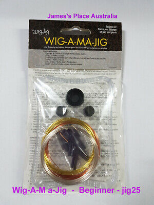 Wire Wig-a-ma-Jig - beginners set - create your own wire designs!
