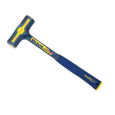 Estwing E6-48E Solid Steel 48oz Engineers Hammer with Nylon Grip