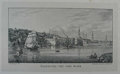 Hamburg Lithographie n. O. Speckter 1830