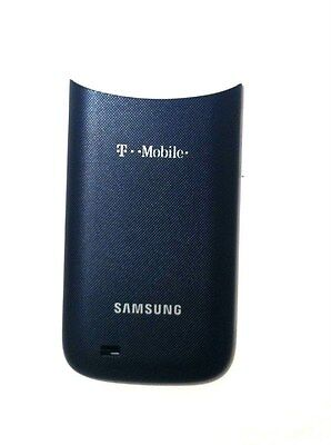 Lot Of 3 New Battery Door Back Cover Samsung T679 Exhibit 2 T Mobile Blue
