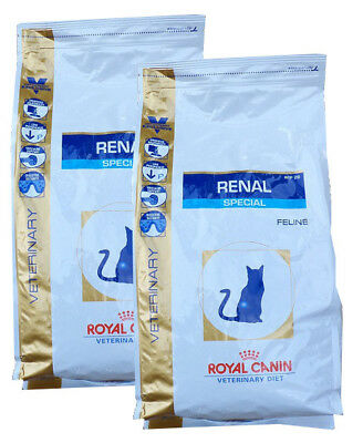 2x4kg Royal Canin Renal Special RSF 26 Gatto Diete Veterinarie