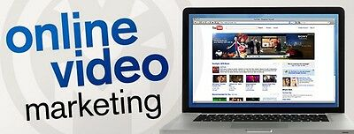Custom Video creation and video marketing. More business exposure for your Brand