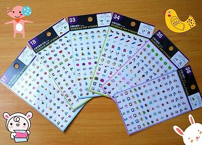 New Taiwan Diary Day Planer Organizer Mate Decoration Schedule POP Stickers