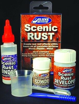 DLXBD027 Deluxe Materials Scenic Rust Kit