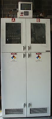 Ethylene Gas Cabinet With Jungles